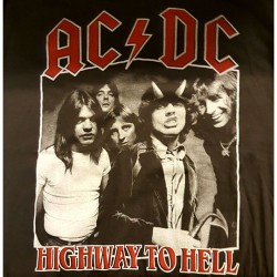 "AC/DC ""Highway to hell"""