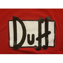 "Duff ""The Simpsons"""