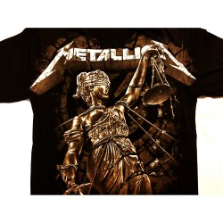 "Metallica ""In Justice for all"""