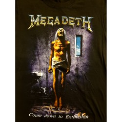 "Megadeth ""Count down to..."