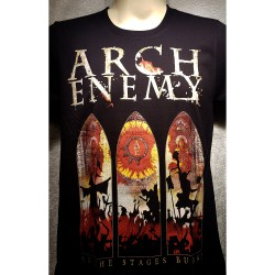 "Arch Enemy ""As the stages..."