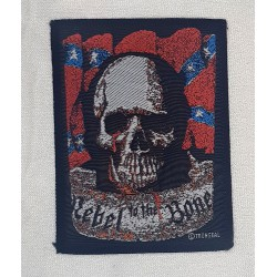 Rebel to the bone Patch