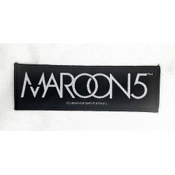 Maroon 5 Patch