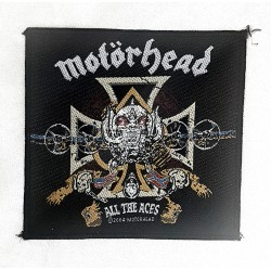 Motorhead - All the Aces Patch